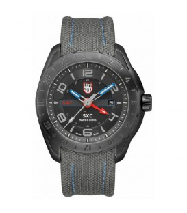RELOJ LUMINOX SXC GMT EN ACERO