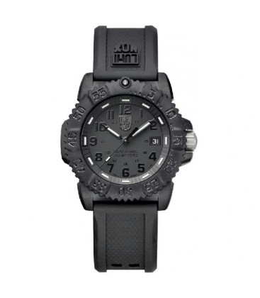 RELOJ LUMINOX NAVY SEAL COLORMARK BLACK OUT